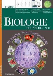 DNA-Barcoding. Taxonomie des 21. Jahrhunderts - Bolinfonet.org