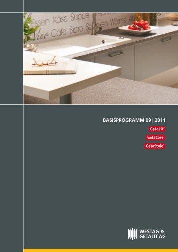 BAsisproGrAmm 09 | 2011 - Sperrholz Schwanenberg GmbH
