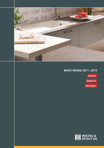 Kitchen worktops by Getalit - Kitchen Fit Sandiacre