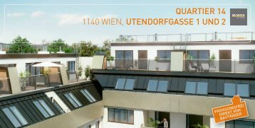 Projekt Folder inkl. Preisliste - Buwog
