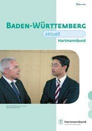 messe stuttgart 28.– 30. januar 2011 - Hartmannbund