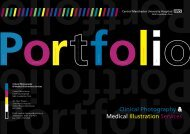 Clinical Photography Medical Illustration Services - Central ...
