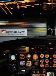 West Air Europe – Annual Report 2011 - West Atlantic