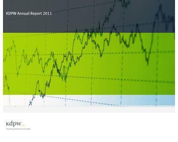 KDPW Annual Report 2011
