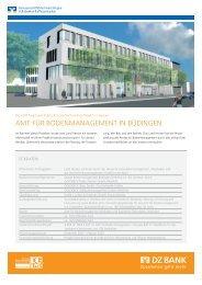 PPP Setcard Büdingen März 2011.indd - DG Hyp