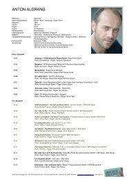 Vita als PDF - Sutter Management
