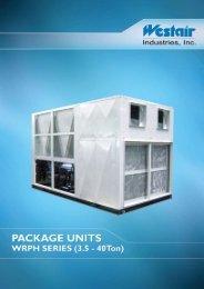 Outline Dimension Drawings - Westair Industries Inc.