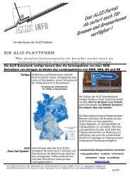 DIE ALIZ-PLATTFORM - Signal Iduna