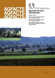 Agricultural land classification - NSW Department of Primary Industries