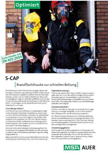S-CAP - IBP Brandschutz