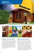 Holzschutz-Lasur - Xyladecor - Seite 4