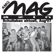 Sc Schulleben aktuell, ben aktuell, Aug'07 ug'07 - Albertus-Magnus ...