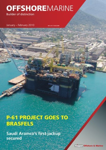 January – February 2010 - Keppel Offshore & Marine