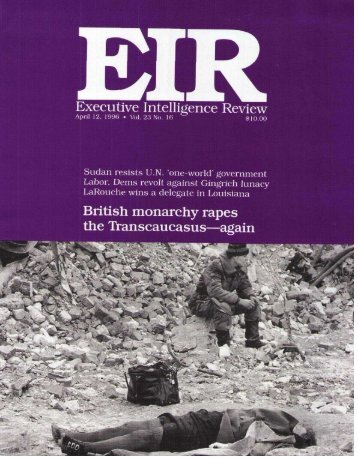 Full Issue (PDF) - Executive Intelligence Review