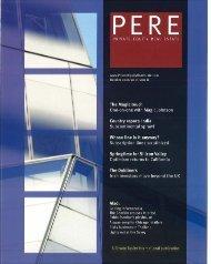 Hypo I-Real Estate - PERE