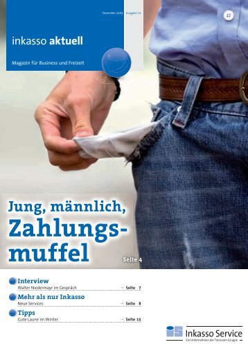 Zahlungs- muffel Seite 4 - Is-Inkasso Service Gmbh & Co KG