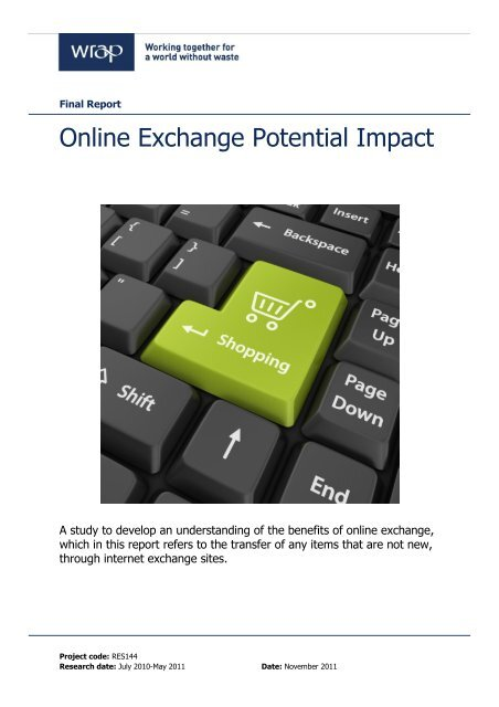 Online Exchange Potential Impact - Wrap