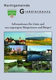 Informationen für Gäste und neu zugezogene Bürgerinnen und ...