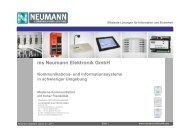 ms Neumann Elektronik GmbH