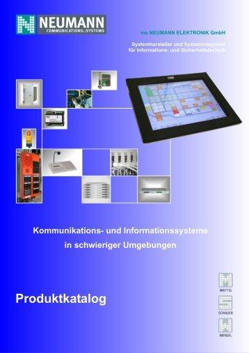 Kontakt - Neumann Elektronik