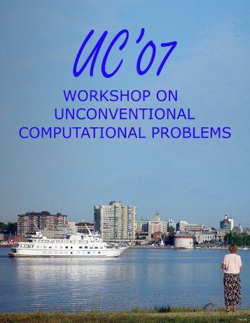 Untitled - School of Computing - Queen's University