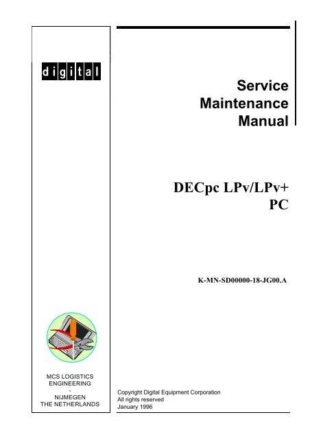 compaq m2000 manual