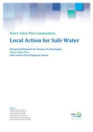 Local Action for Safe Water - WECF