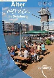 "Ã""lter werden in Duisburg - Sen-Info"