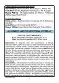 Private Bag X136, PRETORIA, 0001 Poyntons Building, 124 WF Nko ... - Page 4