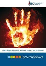 Systemübersicht - IBP Brandschutz