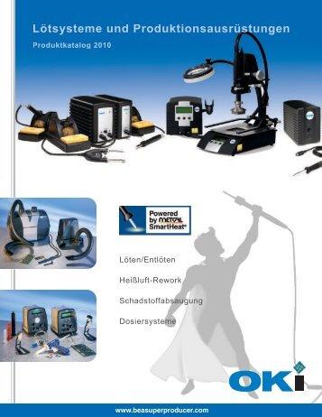 OKI Katalog - G.Werner GmbH