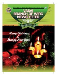 Merry Christmas & Happy New Year - vasai-icai.org
