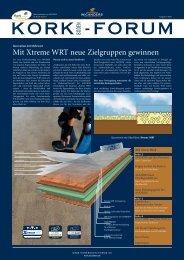 Halle 7, Stand A14 - Korkboden-Forum