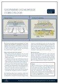 MONTAGE OG VEDLIGEHOLDELSES- VEJLEDNING - Wicanders - Page 3