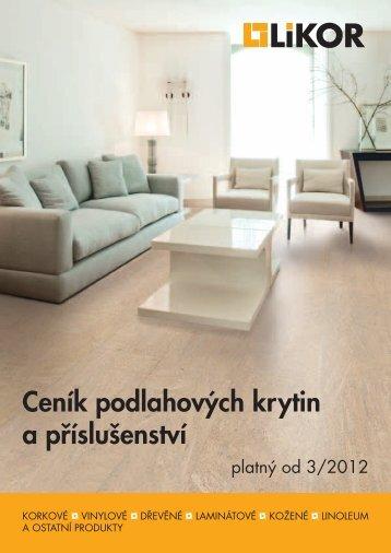 Ceník 2012 - O.indd