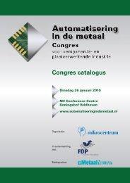 Congres catalogus - Mikrocentrum