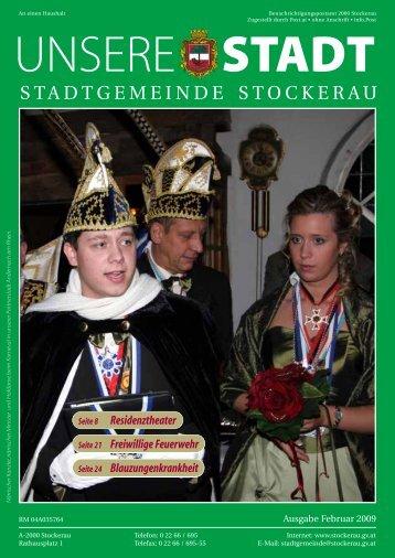 unsere stadt - Stadtgemeinde Stockerau