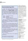 Gemeindebrief Nürtingen - Evangelische Gesamtkirchengemeinde ... - Seite 2