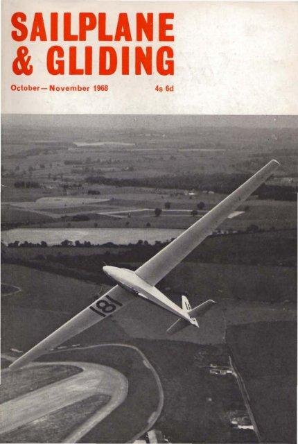 Volume 19 No 5 Oct-Nov 1968 - Lakes Gliding Club