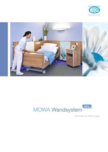MOWA Wandsystem - Objekteinrichtung
