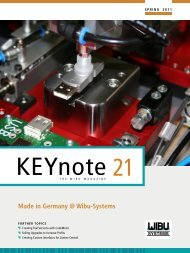 Made in Germany @ Wibu-Systems - CodeMeter