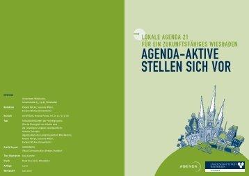 Agenda RZ - Landeshauptstadt Wiesbaden