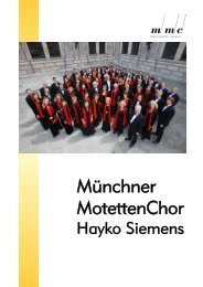 Münchner MotettenChor