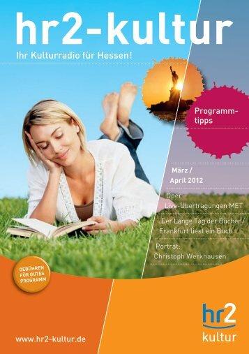 Kulturleben - Hessischer Rundfunk