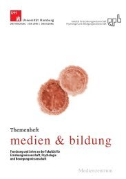 KVV Medien&Bildung (*.pdf ca. 0,7 MB) - mms-elb - Universität ...