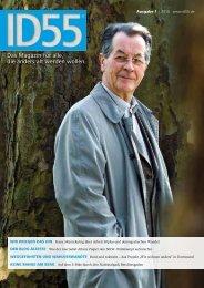 Ausgabe 1 | 2010 www.id55.de WIR KRIEGEN DAS HIN DER BLOG ...