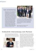 Das Wohnzentrum Schüller richtet ein - Windsbacher Knabenchor - Seite 4