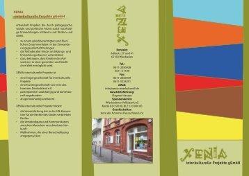 XENIA - interkulturelle Projekte gGmbH