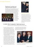 Das Wohnzentrum Schüller richtet ein - Windsbacher Knabenchor - Seite 6