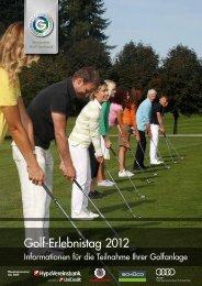 Zielgruppe - Golf.de